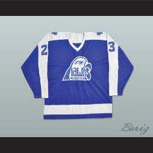 New Brunswick Hawks Hockey Jersey