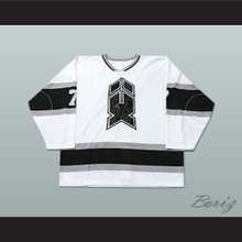 New Haven Knights UHL Billy Newson Hockey Jersey