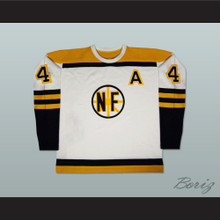 Niagara Falls Flyers Old School Hockey Jersey
