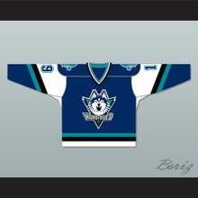 Joe Sakic 19 Rare Quebec Nordiques Hockey Jersey