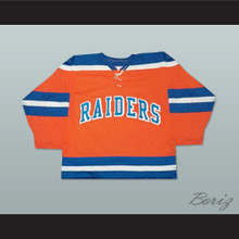 Norm Ferguson 9 WHA 72-73 New York Raiders Hockey Jersey