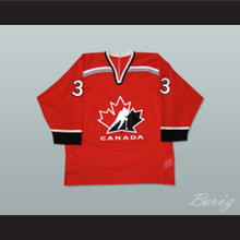 Patrick Roy Team Canada Hockey Jersey