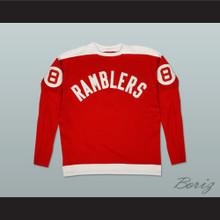 Philadelphia Ramblers Old School Hockey Jersey