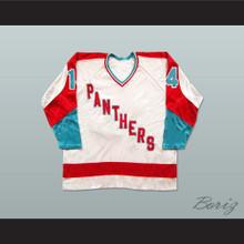 Pincher Creek Panthers Hockey Jersey