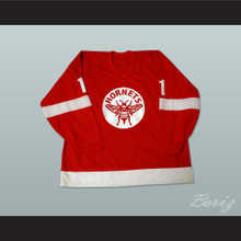 Pittsburgh Hornets Hockey Jersey