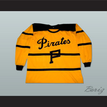 Pittsburgh 1925-28 Hockey Jersey