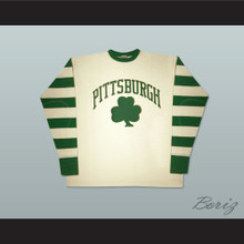 Pittsburgh Shamrocks Old School Hockey Jersey