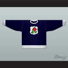 Portland Rosebuds 1925-26 Hockey Jersey
