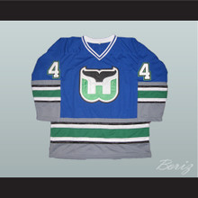 Chris Pronger Hartford Whalers Hockey Jersey