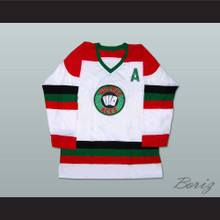 Quebec Aces Hockey Jersey 2