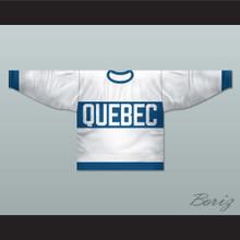 Quebec Bulldogs 1912-13 Hockey Jersey