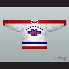 New York Americans 1940-41 Hockey Jersey New