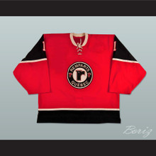 Nicolas Barriere Quebec Remparts Hockey Jersey