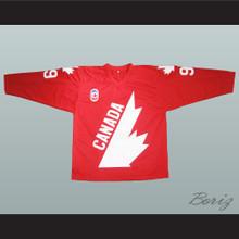 Wayne Gretzky 99 Canada Cup Hockey Jersey