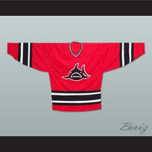 Los Angeles Sharks Red Hockey Jersey
