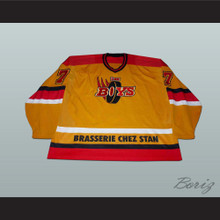 Richard Goudreau Les Boys Hockey Jersey