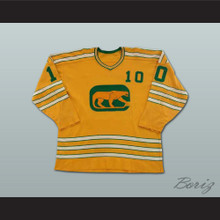 Rick Morris Chicago Cougars Hockey Jersey
