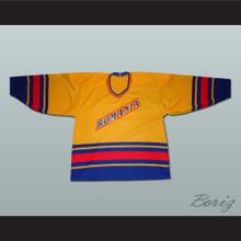 Romania National Team Hockey Jersey