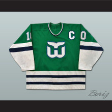 Ron Francis Whalers Hockey Jersey