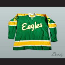 Salt Lake Golden Eagles Hockey Jersey Green