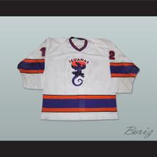 San Antonio Iguanas 12 Hockey Jersey
