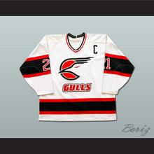 San Diego Gulls Denny Lambert Hockey Jersey