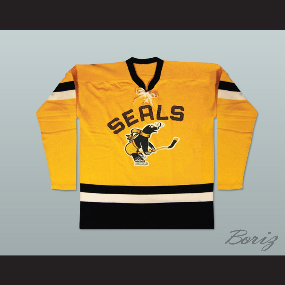 San Francisco Seals Old School Hockey Jersey. Price   55.99. Image 1 7f753e42d