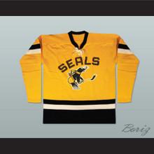 San Francisco Seals Old School Hockey Jersey