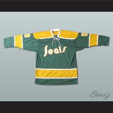 Walt McKechnie California Golden Seals Hockey Jersey