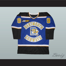 Sidney Crosby High School Hockey Jersey Blue