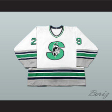 Scott Humeniuk Springfield Indians Hockey Jersey