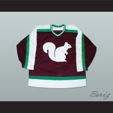 Squirrel Hockey Jersey Any Player or Number