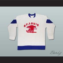 St Louis Eagles Tie Down Hockey Jersey
