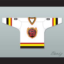 USHL St Paul Vulcans Home Hockey Jersey