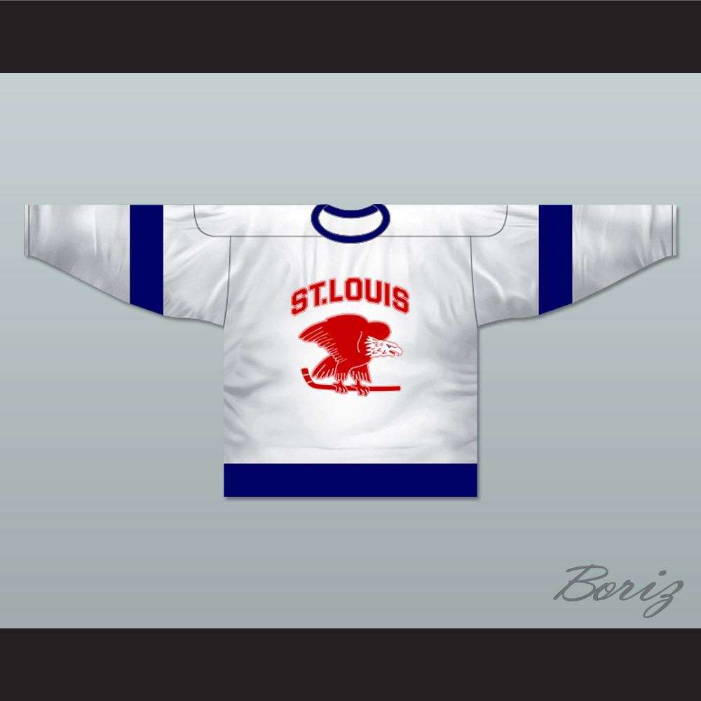 the best attitude d4c8d dbebf 1934 St Louis Eagles Replica Hockey Jersey