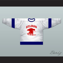 1934 St Louis Eagles Replica Hockey Jersey
