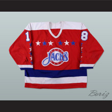 Steve Maltias Baltimore Skipjacks Hockey Jersey