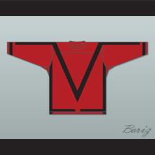 Michael Jackson 82 Thriller Inspired Hockey Jersey