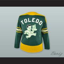 Toledo Buckeyes Hockey Jersey