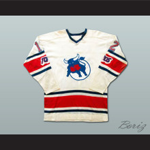 Tom Simpson Toronto Toros Hockey Jersey