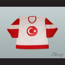 Turkey National Team Hockey Jersey
