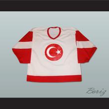 Turkey National Team Hockey Jersey