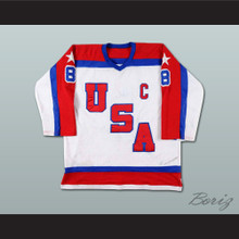 Phil Verchota USA TEAM Hockey Jersey