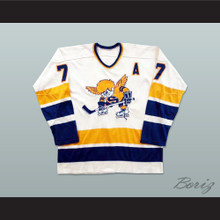 Wayne Connelly Minnesota Fighting Saints WHA Hockey Jersey