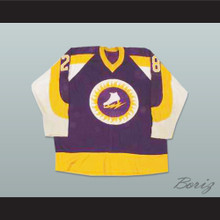 WHA New York Golden Blades Hockey Jersey