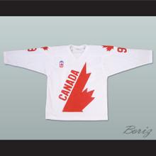 Wayne Gretzky 99 Canada Cup Hockey Jersey White