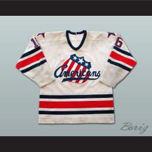 Yvon Lambert Rochester Americans Hockey Jersey