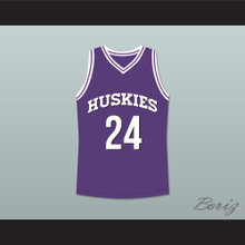 Kadeem Hardison Antoine Tyler 24 Huskies Basketball Jersey The 6th Man New
