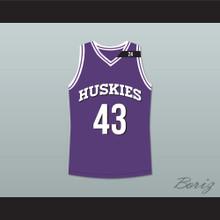 Marlon Wayans Kenny Tyler 43 Huskies Basketball Jersey The 6th Man Tribute
