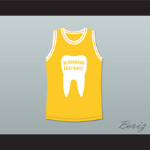 Dr Kronenburg Credit Dentist 11 Basketball Jersey The 6th Man